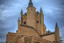Castles, Cathedrals, Palaces, ETC. / by Connie Hardeman