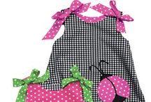 C&C infantil (sewing for kids) DYI / PAP  / DIY PAP de roupas e acessórios infantis.
