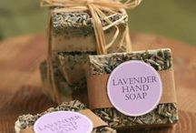 Hand made soaps and body products