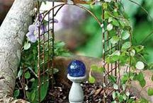 Fairy Garden Arbors For Sale In Canada /  The Fairy Garden - fairygarden.ca Your Canadian Supplier for all things fairy garden. A great collection of arbors, gazebo's and pavillions for the miniature garden or fairy garden.