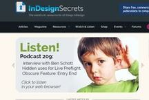 All things InDesign / What the learn Adobe InDesign?  We can help...... Headquartered in Chicago but working nationwide, Seneca provides hard-working design and editorial staff with customized, on-site or off-site applied training in Adobe InDesign, InCopy, eBook, and tablet publishing.  For more details or to request a quote please visit SenecaDesign.com