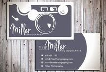 Business Card Design / Always a big fan of a great business card!