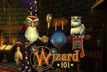 wizard101 / I am a Wizard of the Sprial / by Mary Dillon
