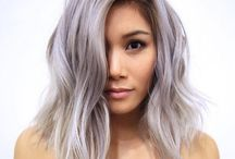 Hair Inspiration / Hair Inspiration including blonde and pink hair! (All short styles!)