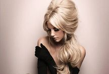 hair and beauty / Vintage hair from the 60's!!