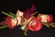 Enchanted Boutonnieres and Corsages / For Weddings, Prom, and all Those Good Times