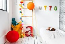 Chambre enfant / by StefD.