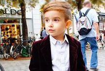 Malý gentleman / K etiketě patří i hezké oblečení pro každou příležitost!
