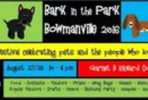Bowmanville Events / Just pins for events within Bowmanville shared by the AYRFCI network