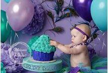 Cake Smash / Find cake smash inspiration and Shop Now at amalfidecor.com