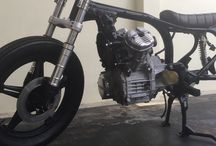 My Ride / CX500