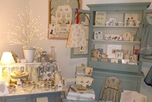 Annie Sloan Painted pieces / Some vintage pieces painted in the fabulous Annie Sloan Chalk Paint.