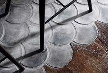 Materials & patterns /