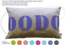 Coussin Message: dormez bien! / Disponible dans un grand choix de couleur, création française Shifumi #shifumi #coussinchambre #coussindeco #coussindecomood #decomood #chambredecomood #chambre