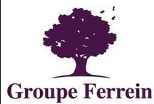 @GroupeFerrein / Petit tour d'horizon de nos différentes entités