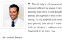 Revita Ink's Proven Results  / Revita Ink testimonials and case studies