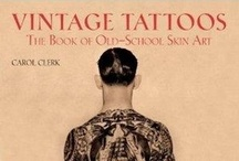 Tattoo Books We Love / Books for tattoo inspiration and awe.