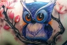 Inked in Color  / Beautiful color tattoos
