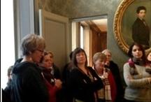 Journée corporate 2013 / Réunion, déjeuner et visite guidée du musée Jacquemart André