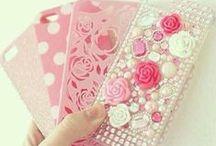 Cases! / Cute phone cases!