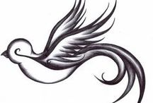 My Favorite Tattoos / If I were to get a tattoo, I may get one of these becuase they are classy looking.