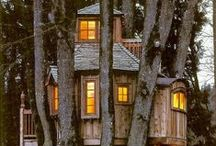 Great Outdoors Places / Great outdoors retreats that would be awesome to have to escape to and re-energize.