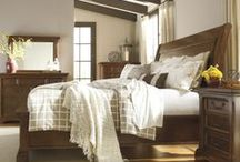 Beautiful Bedrooms / Ashley Furniture HomeStores has these beautiful master bedroom collections in their Washington state; Portland, Oregon area; and Texas stores.