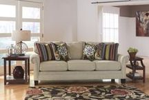 Lovely Living Rooms / Living Room sets available at Ashley Furniture Texas and Ashley Furniture Washington which also extends to the Portland, Oregon region.