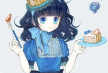 Anime Art / Anime art