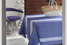 Deco bleu / Inspirations en decoration bleu: #deco bleu #bleudecoration #objetbleu