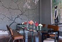 Deco Gris / Inspirations sur le thème gris en décoration: #decogris #grisdecoration #objetdecogris #gris