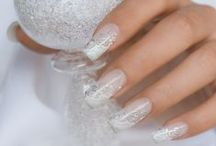 Wedding Nails / Incredible selection of nails for that special day <3