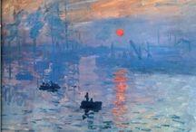 Claude Monet   モネ / by Kazuhiro Kozuka