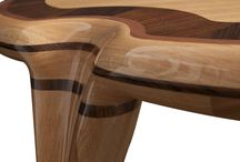 Exclusive furniture design / Handmade furniture collection