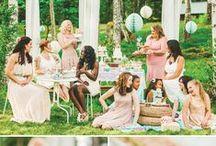 Chá de Bebê / Decoração de Festas Chá de babe / Party Decor Baby Shower