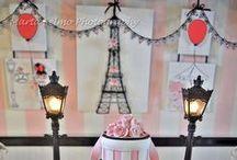 Paris / Decoração de Festas / Party Decor