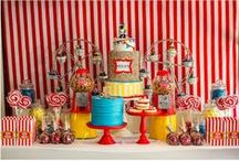Circo / Decoração de Festas / Party Decor