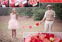Valentines / Decoração de Festas Dia dos Namorados / Party Decor