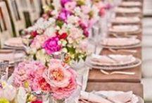 Mesas / Decoração de Festas / Party Decor Table