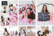 Chá de Lingerie / Decoração de Festas / Party Decor Bridal Shower