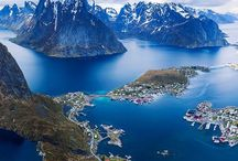 Norway / The beautiful land of Norway - travel tips and advice.