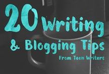 Blogging Resources! / You will find useful material for bloggers in this board.