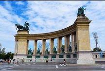 Travel to Budapest, Hungary