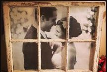 Rustic weddings / Rustic and vintage wedding ideas and inspirations.