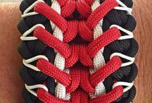 Paracord/ bracelet/knots
