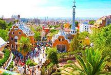 Barselona Gezilecek Yerler / Barselona da görülmesi gereken yerleri görün. Barselona gezilecek yerler için hepsi birbirinden güzel fotoğraflar burada.