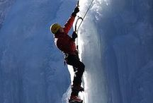 Climbing/boulder/ice climbing