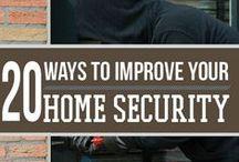 home defence/security/hidden