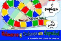 Free Spanish Printables For Preschool, Kindergarten & First Grade