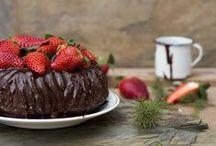 Almond Breeze & Chocolateadicción / Si pondrías chocolate hasta en la ensalada, este tablero es para ti